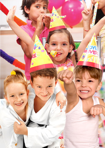 There Is No Birthday Party Like A Martial Arts Make Memories At Dragon Kims Karate USA For Your Child Family And Friends