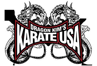 Dragon Kim's Karate USA Logo